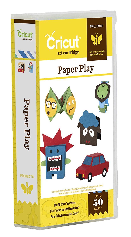 Cricut Cartridge: Paper Play