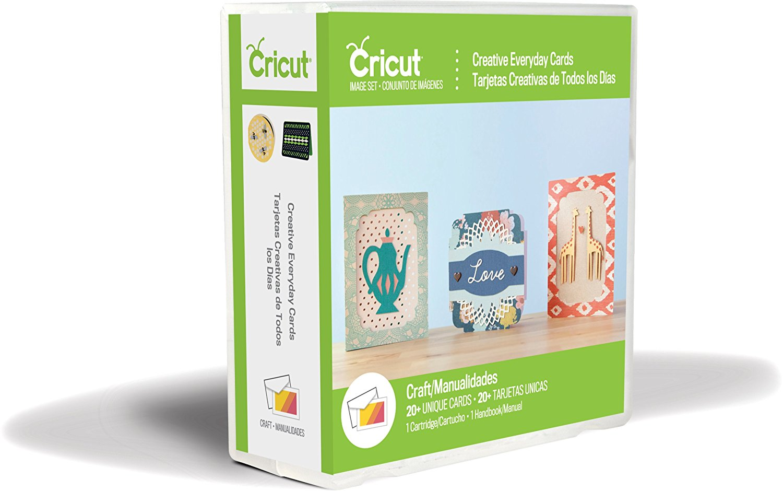 Cricut Cartridge: Creative Everyday Cards