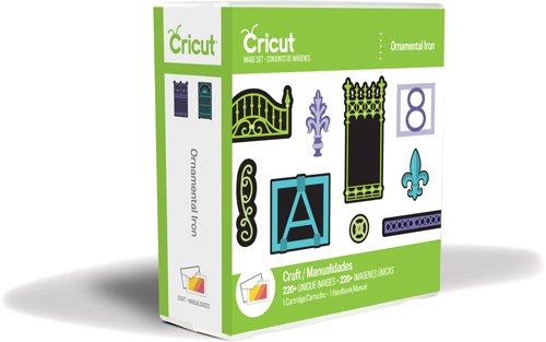 Cricut Cartridge: Ornamental Iron