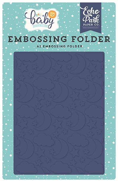 Embossing Folder- Good Night