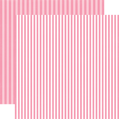 Valentines 2017: Totally Taffy Stripe Paper