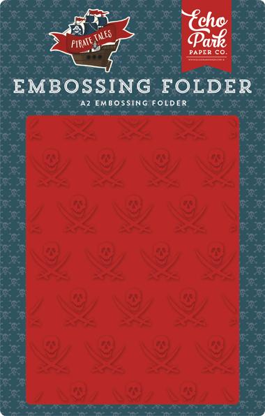 Embossing Folder- Buccaneer