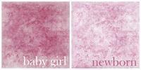 Family Paper -  Baby Girl-Newborn Girl