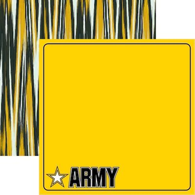 Army: Army Paper