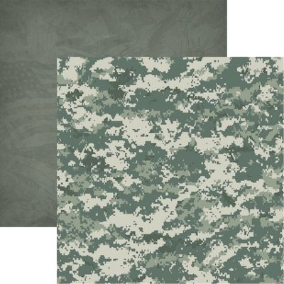 Army: Army Camo Paper