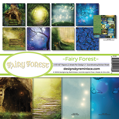 Fairy Forest Collection Kit