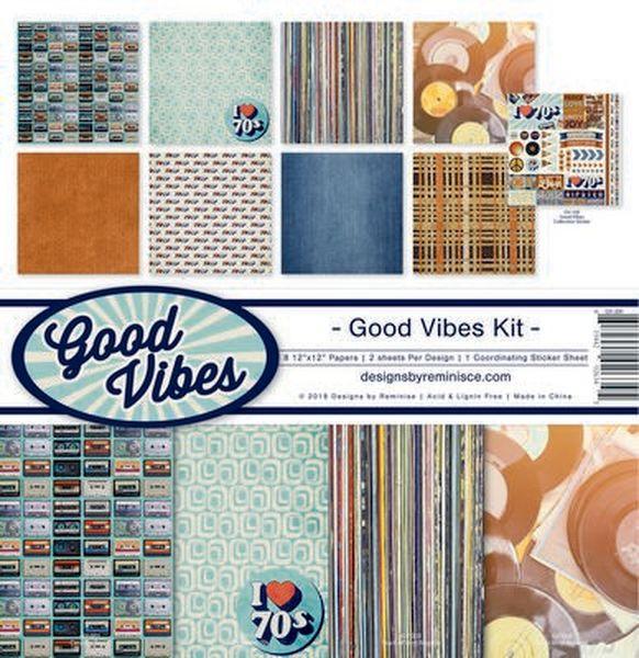 Good Vibes Collection Kit