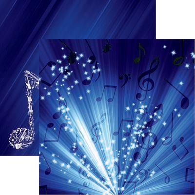 High School Musical: Star Performance Scrapbook Paper