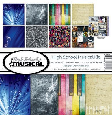 High School Musical Collection Kit