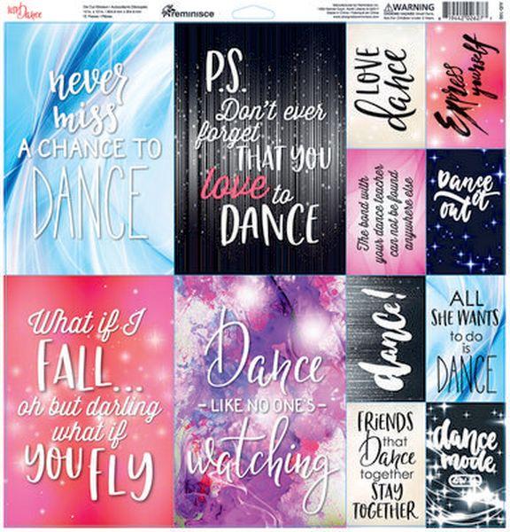 Just Dance Elements Sticker