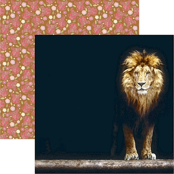 King of the Jungle: King of the Jungle Paper