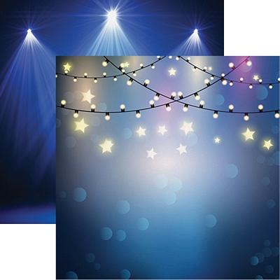 Light It Up: Starry Lights Paper