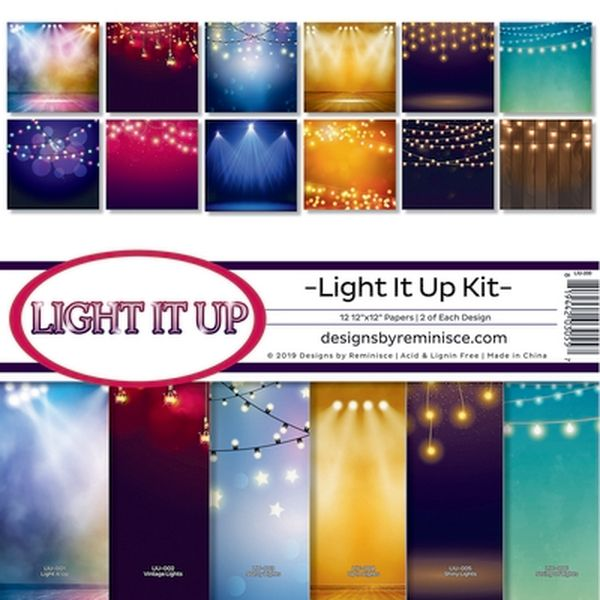 Light it Up Collection Kit