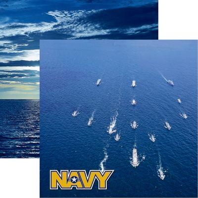 Navy: Navy 1 Paper
