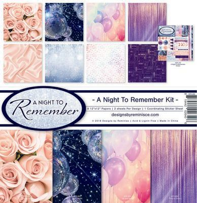 A Night to Remember Collection Kit