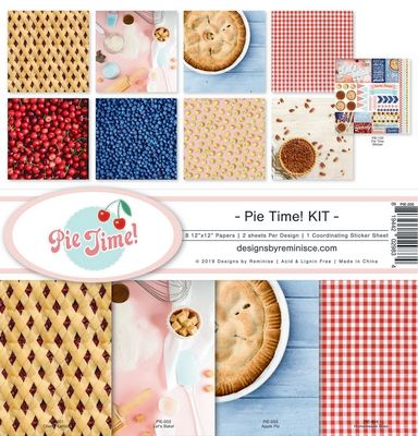 Pie Time Collection Kit
