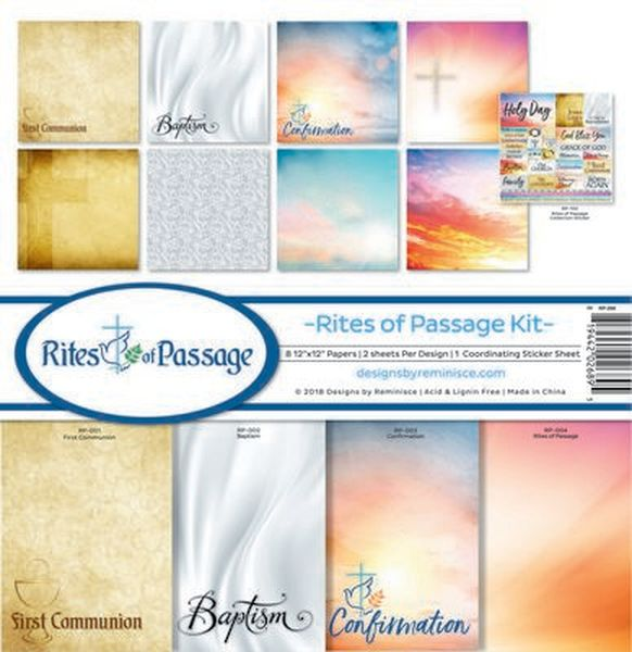 Rites of Passage Collection Kit