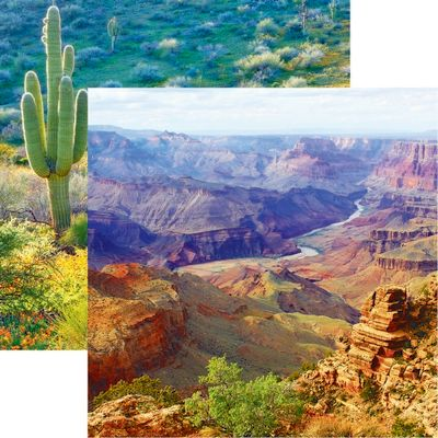 Scenic Southwest: Grand Canyon Paper