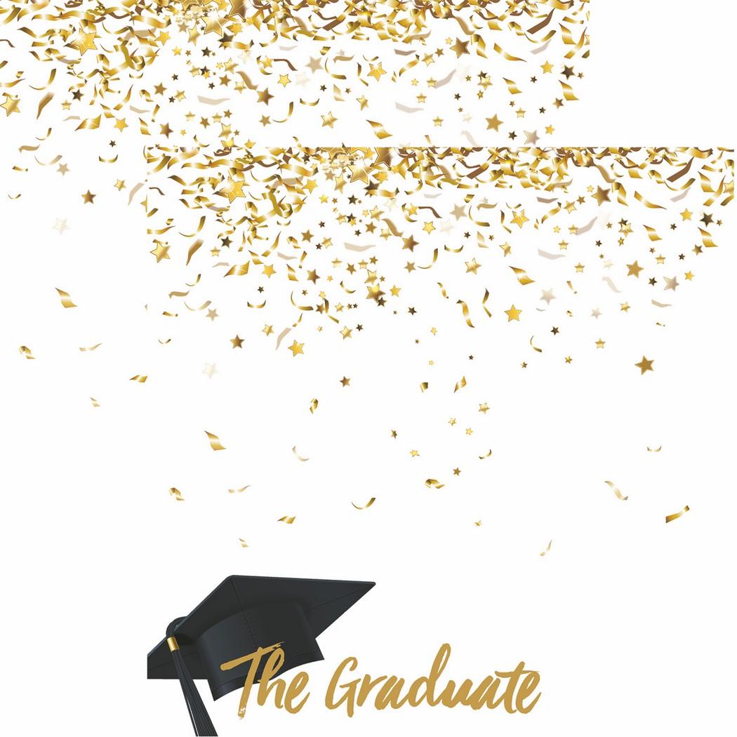 The Graduate 2017: The Graduate 2017 Scrapbook Paper