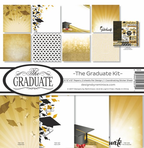 The Graduate 2018 Collection Kit