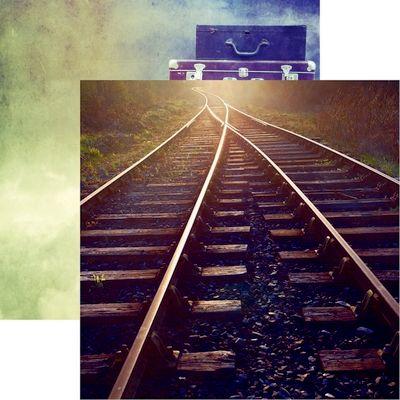 Wanderlust: By Train Paper