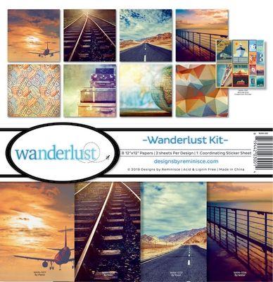 Wanderlust Collection Kit