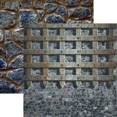 Warrior: Castle Wall Paper