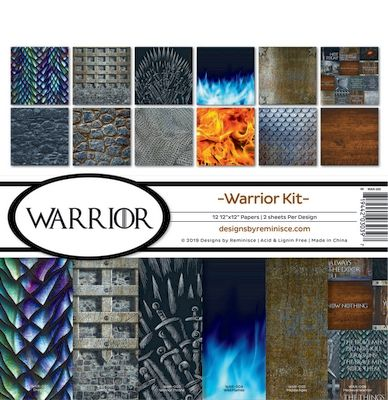 Warrior Collection Kit