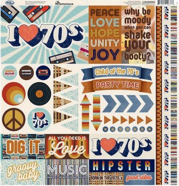 Good Vibes Element Sticker